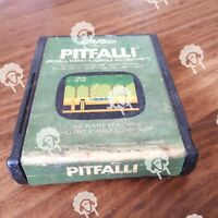 PITFALL  (  Atari 2600 ) Cartridge Only - NTSC -U/C - Tested & Working