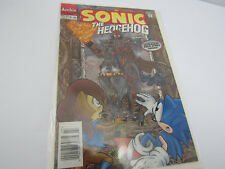 SONIC THE HEDGEHOG #36 1995-Archie Comics