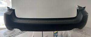 rear bumper cover primed ,fits subaru legacy 2005,2006,2007,2008 wagon