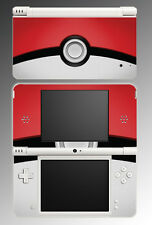 Pokeball Special Edition X and Y Video Game Skin Protector Cover Nintendo DSi XL