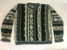 Vintage Sweater Coogi Protege 90s Hip Hop Bill Cosby Biggie XL