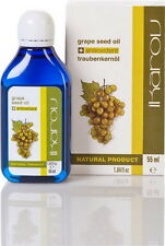 PURE GRAPESEED OIL IKAROV, STRONGEST ANTIOXIDANT, Anti-ageing 55ml/1.86oz
