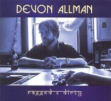 Devon Allman - Ragged & Dirty [New CD] Digipack Packaging