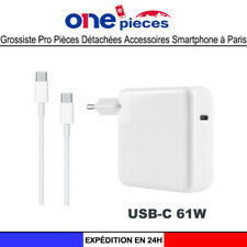 Chargeur Apple Macbook Pro Air Magsafe 1 2 45w 60w 85w USB-C 61w 87w compatible