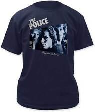 THE POLICE REGATTA DE BLANC 1979 ALBUM COVER PUNK ROCK MUSIC TEE T SHIRT S-2XL