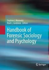 Handbook of Forensic Sociology and Psychology (English) Paperback