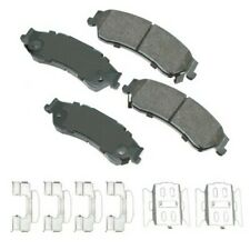 Disc Brake Pad Set-Disc Rear Akebono ACT729