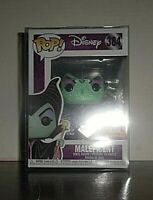 Funko Pop! Disney Maleficent Diamond Collection Hot Topic Excl. 384 W/Protector