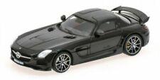 Articoli di modellismo statico neri in resina per Mercedes