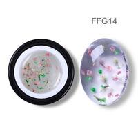 BORN PRETTY 5ml Flower Fairy Gel Polish Colorful Soak Off Nail Art Gel Varnish