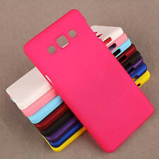 For Samsung Galaxy A3 2015 New Rubberized Matte Snap On hard case cover