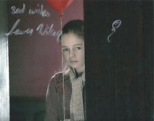 LAUREN WILSON Signed 10x8 Photo LUCY In DR WHO DALEKS COA