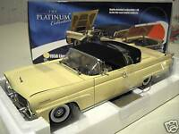LINCOLN  CONTINENTAL MKIII 1958 cabriolet soft top jne 1/18 SUNSTAR 4703 voiture