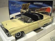 LINCOLN  CONTINENTAL MKIII 1958 cabriolet soft top jne 1/18 SUNSTAR 4703 voiture