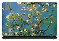 15.6 inch Van Gogh-Almond Blossom -Laptop/Vinyl Skin/Decal/Sticker/Cover-VG06