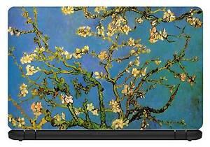 15.6 inch Van Gogh-Almond Blossom -Laptop/Vinyl Skin/Decal/Sticker/Cover-VG06