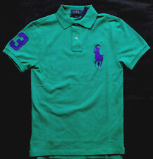 "POLO RALPH LAUREN ""SLIM FIT""  Big Pony Polo Gr M"
