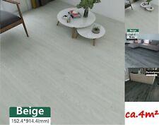 28tlg Ca. 4m² Vinyl Laminat PVC Selbstklebend Struktur Matt Dielen Planken Boden