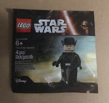 SDCC 2016 LEGO STAR WARS FIRST ORDER GENERAL MINIFIGURE Comic-Con Exclusive
