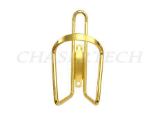 New MTB Road City Touring Bicycle Bike Alloy Bottle Cage Gold