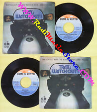 LP 45 7'' TRAX Watch out for the boogie man Breathless 1977 italy no cd mc dvd *