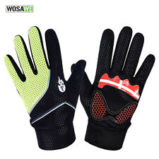 Motorcycle Warmer Gloves Full Finger Winter Bicycle Riding Bike Outdoor  Size XL
