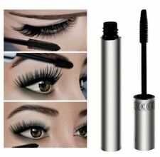 3D Black Mascara Eyelash Brush Long Curling Lashes Water Proof Make Up UK SELLER