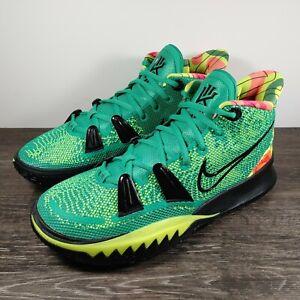 Nike Kyrie 7 'Ky-D Weatherman' Men's Size 8.5 Green/Black/Volt CQ9326-300