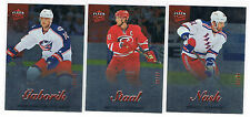 2013-14 RICK NASH FLEER SHOWCASE ULTRA RED MEDALLION #21 RANGERS #68/99