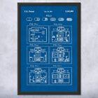 Framed Dr Mario Wall Art Print Gamer Gift Retro Gaming Gift Arcade Decor