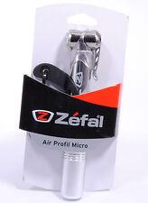Zefal Air Profil Micro Mini Bicycle Pump, 100 PSI