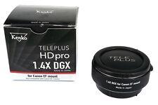 KENKO DGX HD pro 1,4x Teleplus Konverter Canon EF mount  * Fotofachhändler *