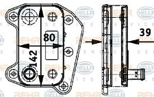 Mahle 8MO 376 726-321 OIL COOLER ENGINE MB C-CL. (W203) GENUINE WHOLESALE PRICE