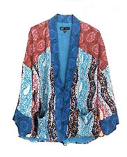 Zara Patchwork Kimono Jacket Size S-M UK 10-12 Bnwt