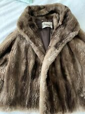 Women's REAL fur coat Boutique Amazing Quality