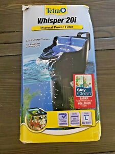 Tetra Whisper Internal Filter 10 To 30 Gallons, For aquariums, In-Tank Filtratio