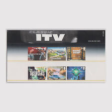 2005 Classic ITV Presentation Pack