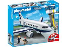 Playmobil cargo et Passagers des avions produit 5261 Entièrement neuf dans sa boîte