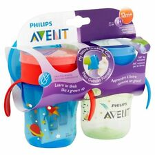 Cebu Powerseller: AUTH BNEW 2PCS PHILIPS AVENT NATURAL DRINKING CUP 9OZ FOR 12M+