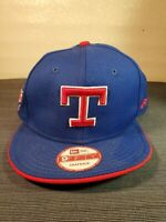 New Era 9fifty MLB Baseball Hat Cap Snapback Texas Rangers (Hb6)