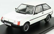 MODELLINO AUTO ABACAR035 ZAZ 1102 TAVRIA 1987 WHITE SCALA 1/24