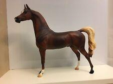 Tu Fire - Peter Stone Model Horse - Chestnut Arabian - Special Run 2000