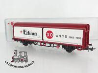 EDS1 - ELECTROTREN VAGON MERCANCIAS SERIE ESPECIAL LIMITADA EDIMA 30 AÑOS 1963-1