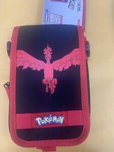 Pokemon Soft Pouch Case for New Nintendo 3DS XL, 3DS XL, 3DS,DSi,DSi XL