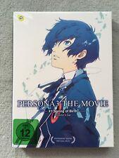 P3 Persona 3 The Movie - #1 Spring of Birth - Director´s Cut DVD neu