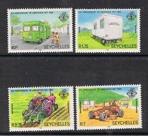 SEYCHELLES 1982 5th ANNIVERSARY OF LIBERATION