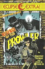 ECLIPSE COMICS - ECLIPSE EXTRA 38, February 1988 - REVENGE OF THE PROWLER COVER