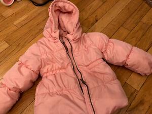 Old Navy Girls Winter Coat 4T