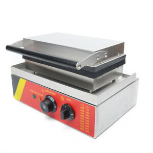 WOO Commercial Nonstick Doughnut Maker Electric 15pcs Donut Baker Machine 220V