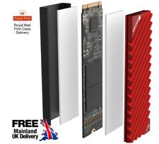 More details for jonsbo m.2 heatsink nvme cooling pads 2280 evo ssd radiator [uk shipping] - red